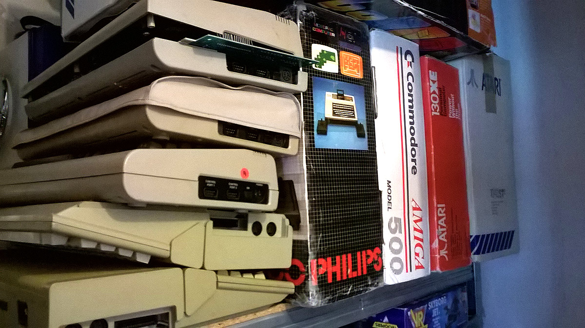 Some of the computers